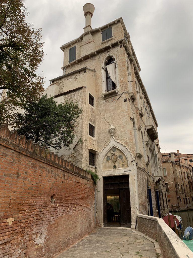 Palazzo Soranzo Van Axel in Venice