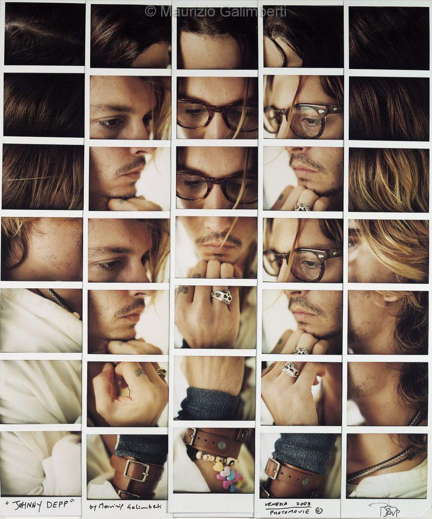 Johnny Depp Photography interior design