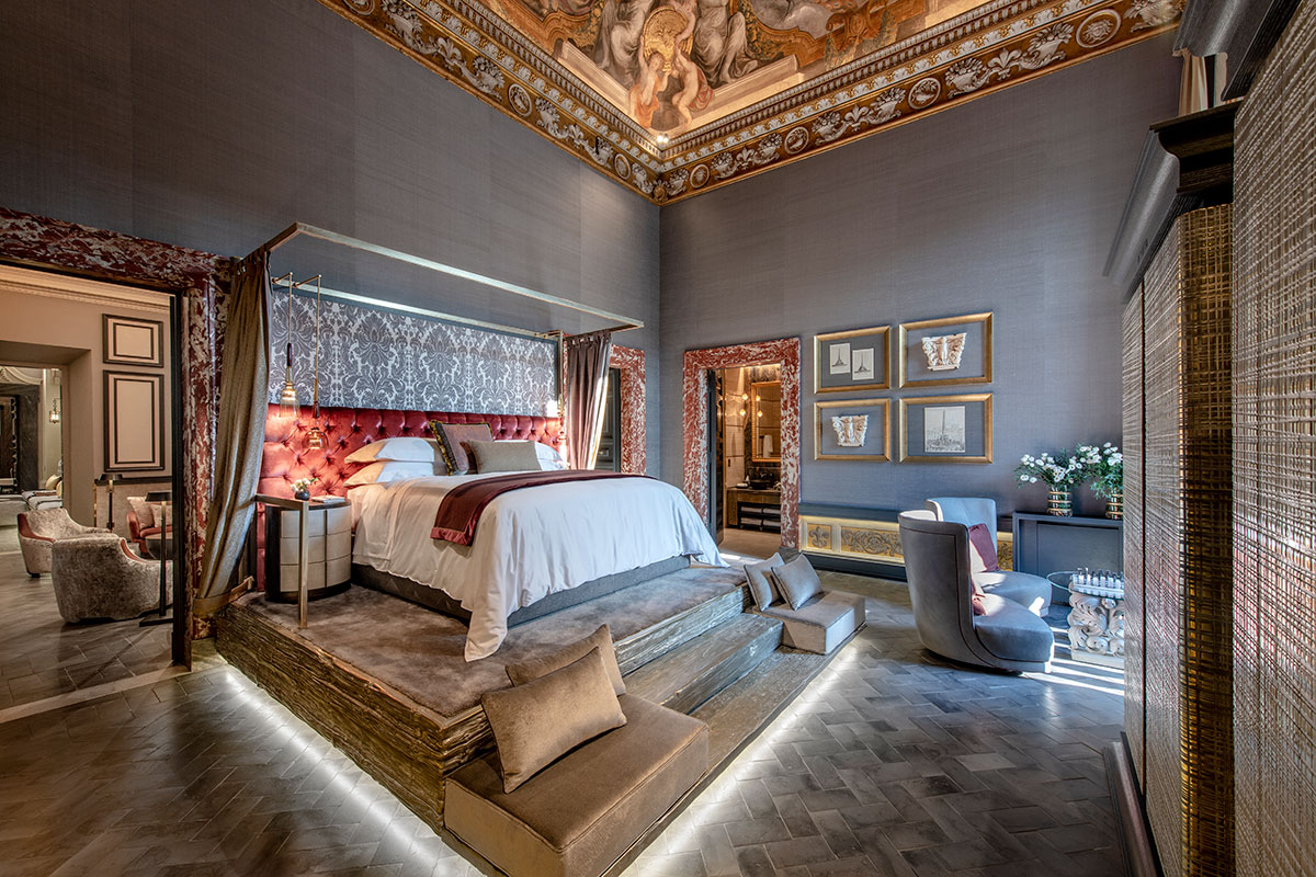 Interior Design stanza da letto