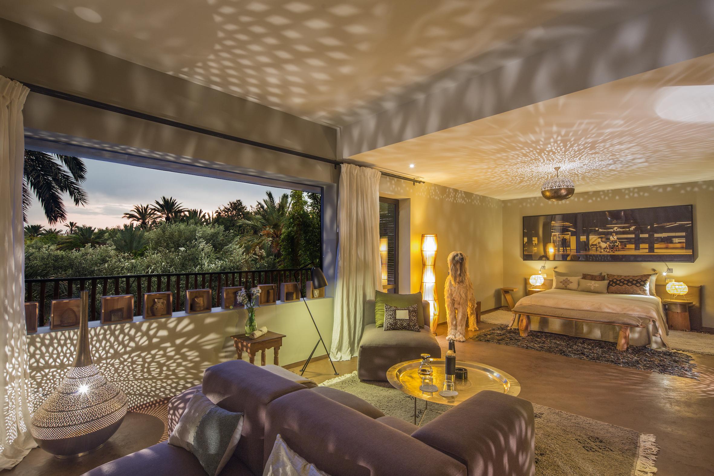Interior Design in Marrakech