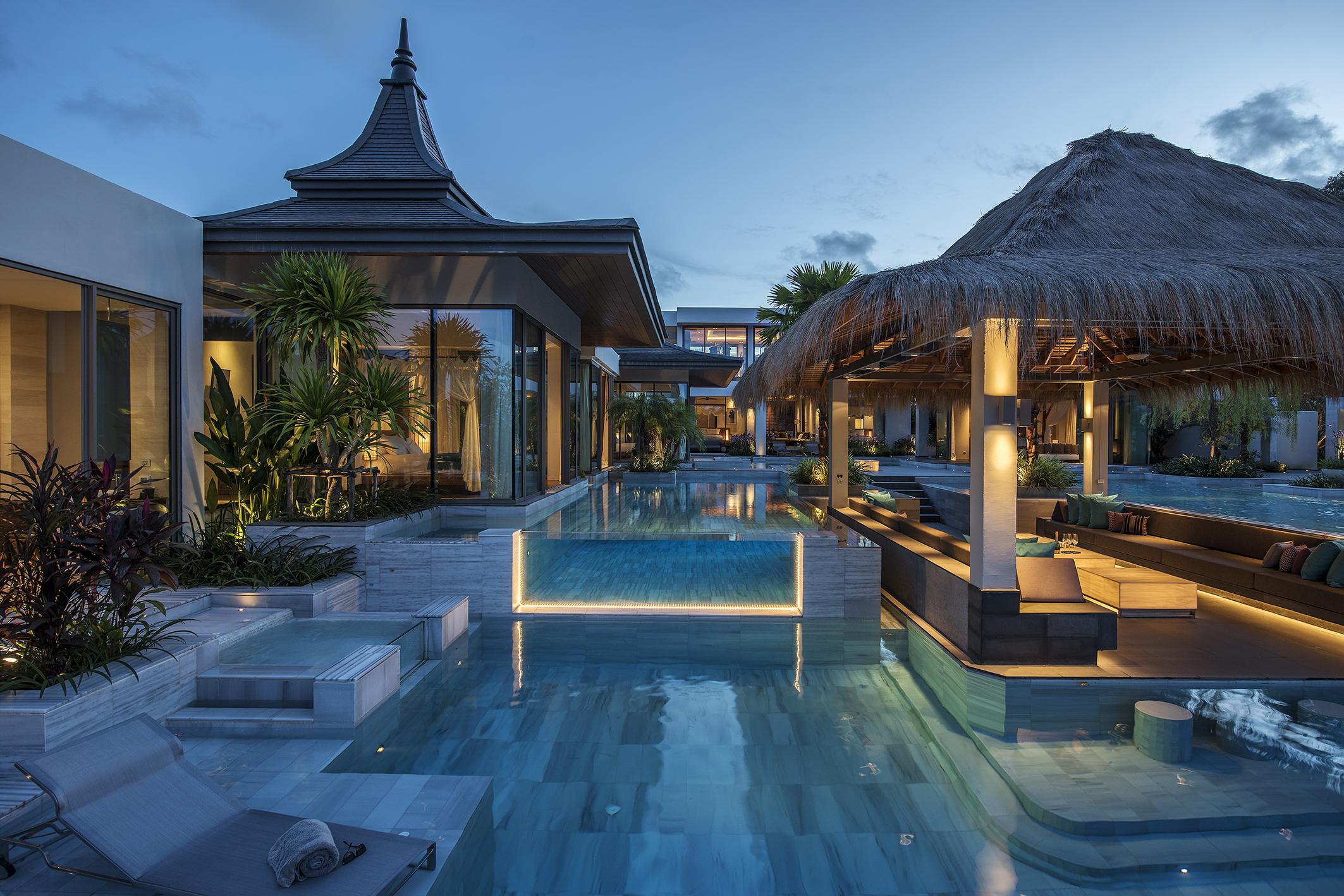 Villa Resort in Thailand