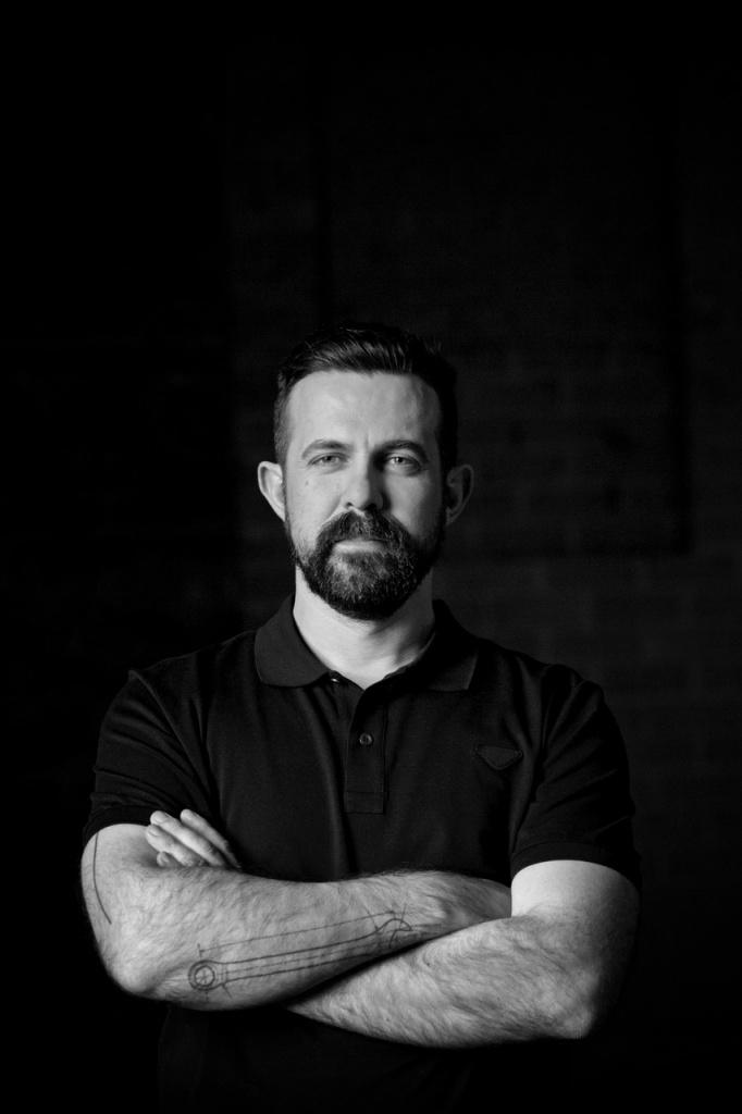 Christopher Boots Designer Portrait