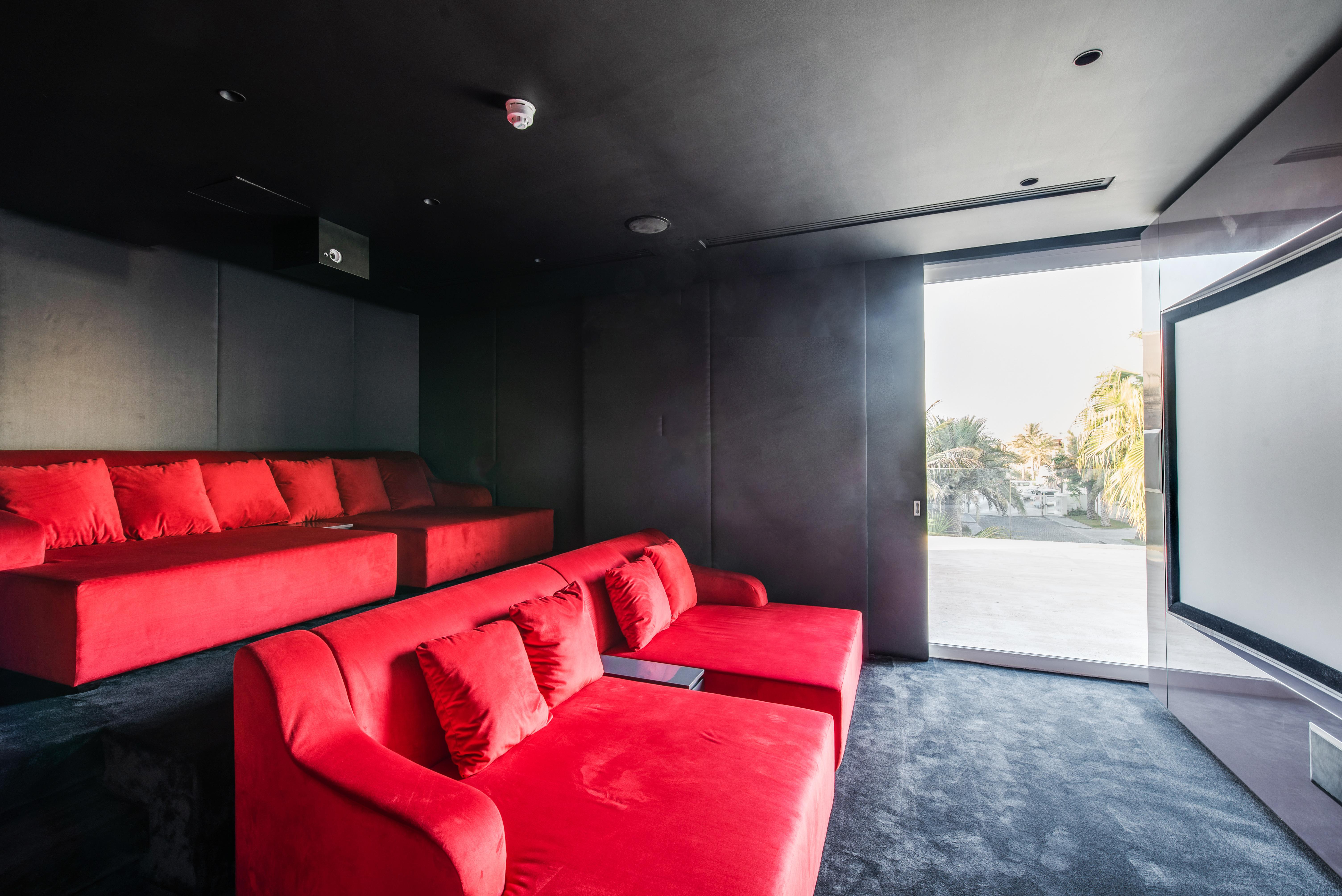Cinema Room Luxury